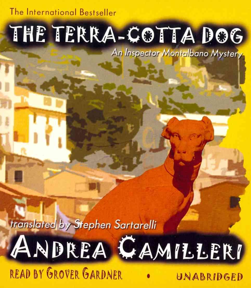 [CD] The Terra-cotta Dog By Camilleri, Andrea/ Gardner, Grover (NRT)